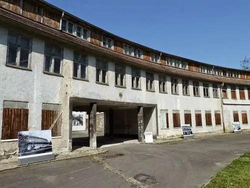 The abandoned Elstal Olympic Village