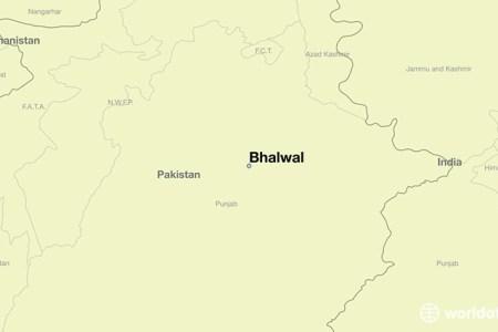 where is bhalwal, stan? / where is bhalwal, stan