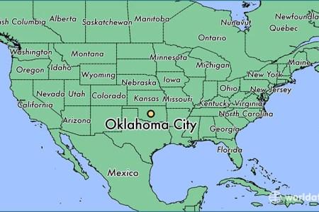 where is oklahoma city, ok? / where is oklahoma city, ok