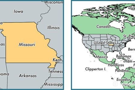 where is missouri state? / where is missouri located in