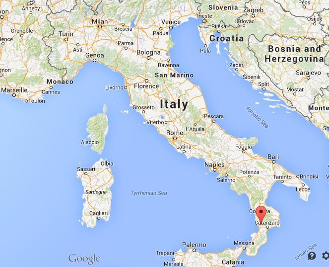 map where