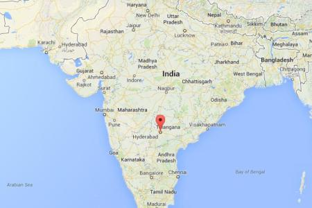 Map world forum hyderabad hyderabad on map of india gumiabroncs Choice Image