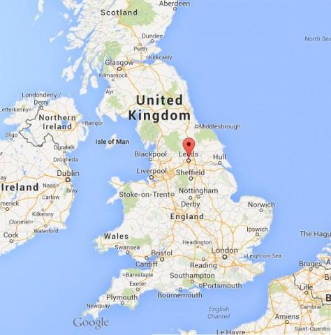 map to leeds