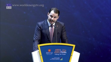 WEC Congress | Berat Albayrak, Minister of Energy and Natural Resources, Government of Turkey
