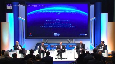 WEC Congress | The Role of Multipurpose Hydropower in a Water-Stressed World