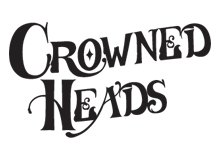 crowned heads logo - world famous cigar bar