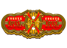 opus x logo - world famous cigar bar