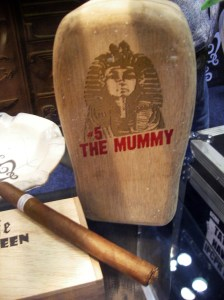 The Mummy Tatuaje