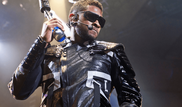 Usher returns to Malaysia for the first time since 2010