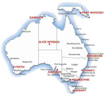 map sydney to dubbo