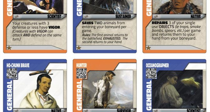 Choose a General and Help Battle Through the World of Depleted!