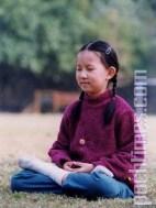 Meditation Child
