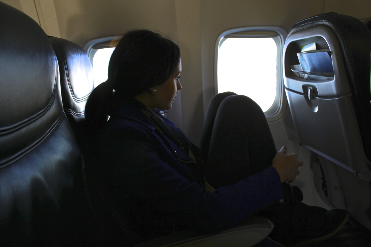 8 Ways to Actually Sleep on a Plane