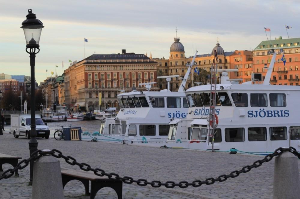 Stockholm water