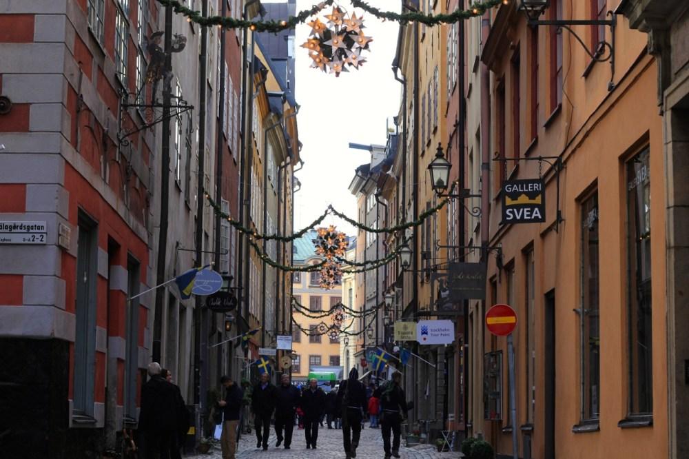 streets Stockholm