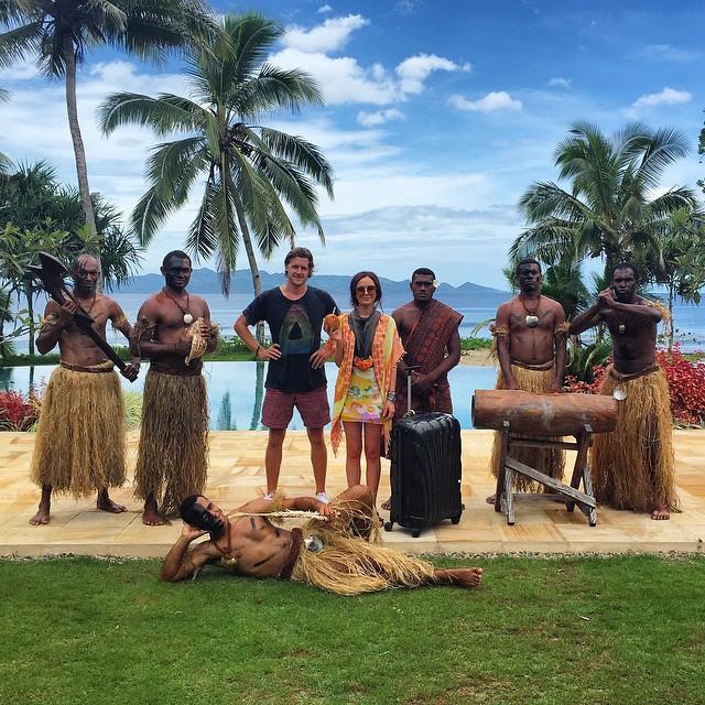 People in Fiji