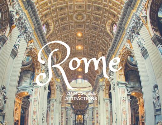 Roma Roma!