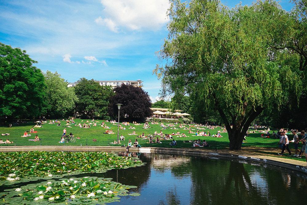 Park, Berlin