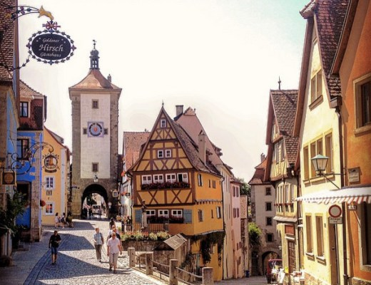 Cutest Towns to Visit in Germany, Rothenberg ob der Tauber