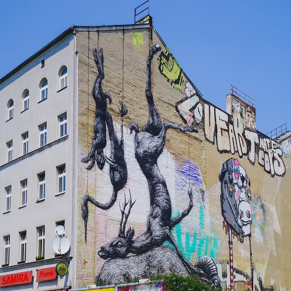 Top Free Things to do in Berlin: Street Art