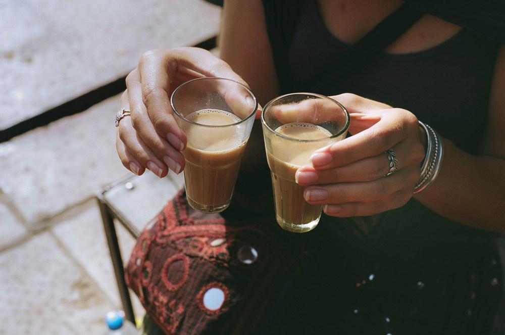 Chai tea India