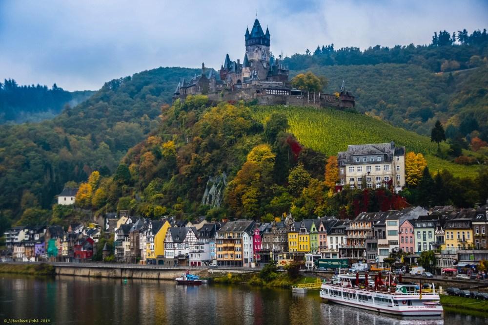 Fairy Tale German Castles, Reichsburg