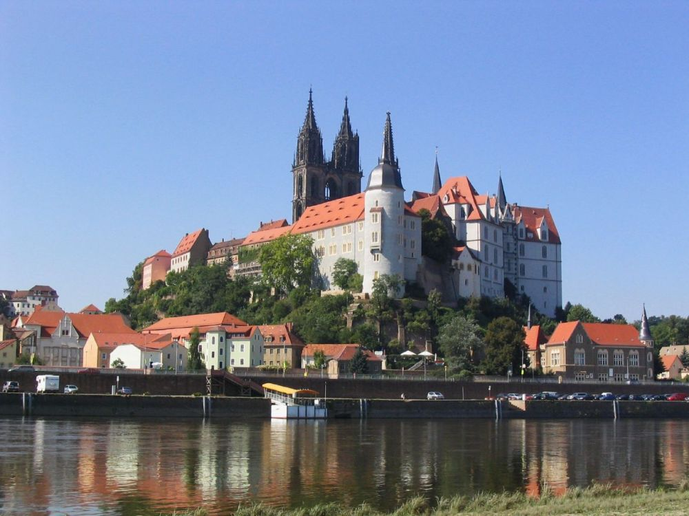 Fairy Tale Castles in Germany, Albrechtsberg