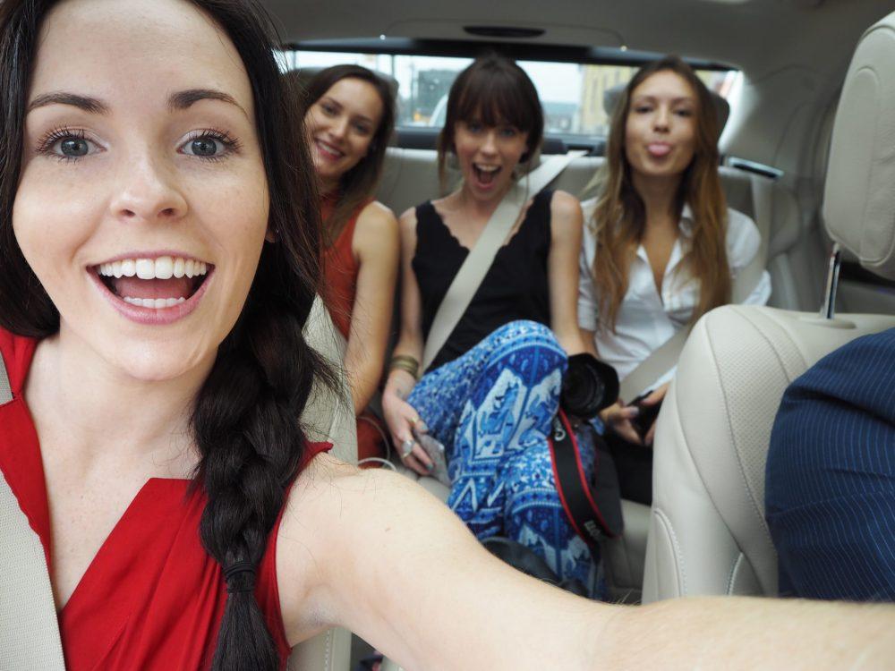 The girls! #WOWTEAM