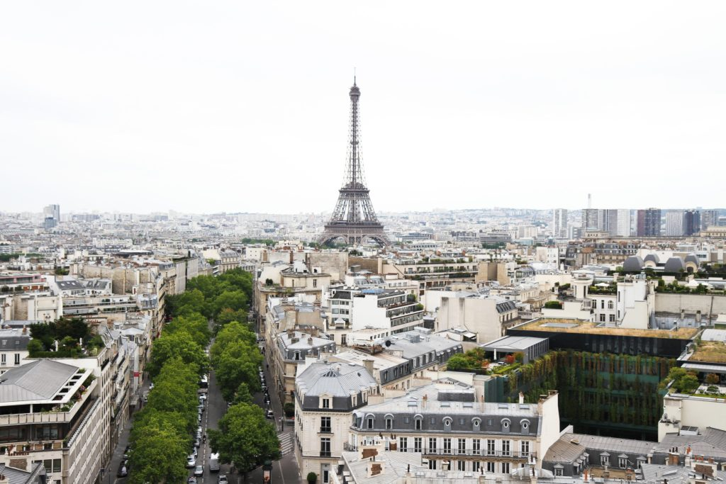 Best Views in Paris | World of Wanderlust