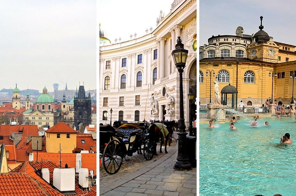 Prague Vienna Budapest