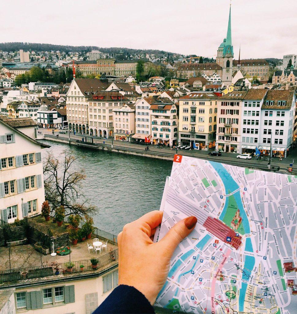 Zurich Switzerland | World of Wanderlust