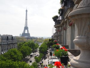 Hôtel Plaza Athénée Paris   World of Wanderlust