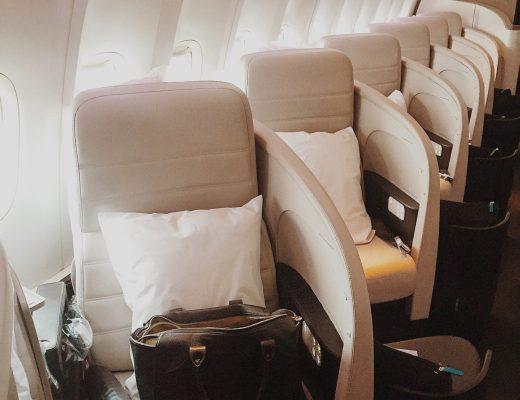 Air New Zealand Business Class Review | World of Wanderlust