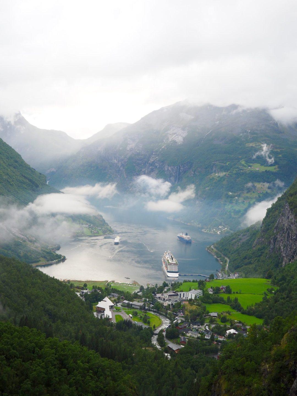 Cruising the Norwegian Fjords   World of Wanderlust