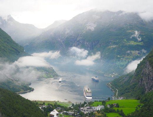 Cruising the Norwegian Fjords | World of Wanderlust