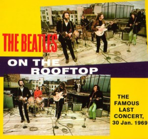 rooftop_cover  concert beatles music
