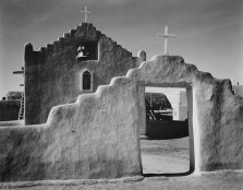 church mexico desert
