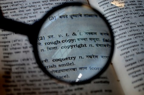 copyright, text, book, grammar, words, dictionary