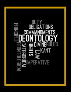 philosophy kant books deontology