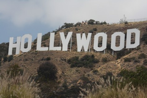 hollywood california film media movie
