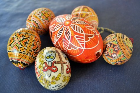 eggs ukraine easter craft art