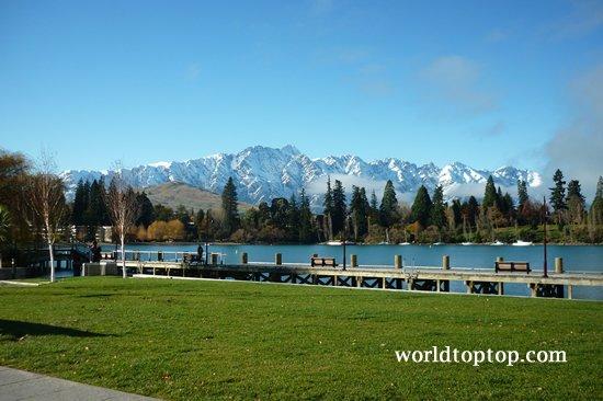 Queenstown – Top Places in New Zealand