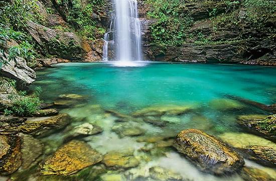 Cachoeira de Santa Bárbara – Top Waterfalls in the World
