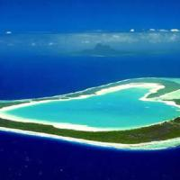 Top 20 Heart-Shaped Islands in the World
