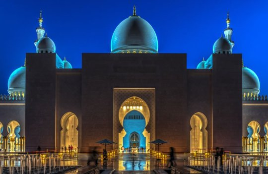 Top Places in Abu Dhabi