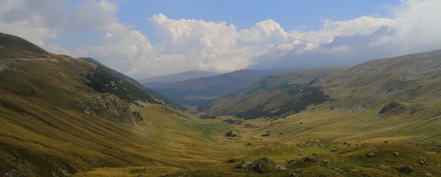 Transalpina – the highway in the sky
