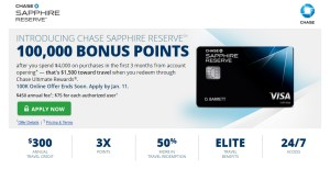 Great deal on travel card