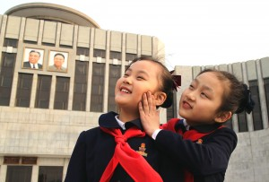 A filmmaker's stealth coup: Zooming in on North Korean mind control