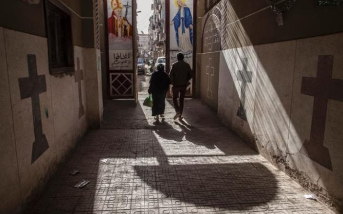 Egypt's Sisi: Christian woman's attackers will face justice