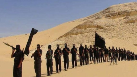 ISIL promotes Sinai hotbed as new front against Israel